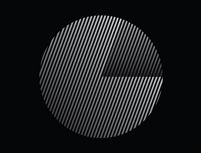 Striped Disc 2